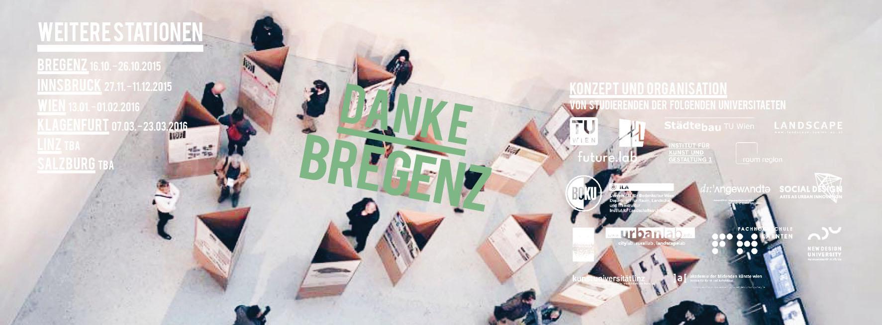 Danke Bregenz Banner