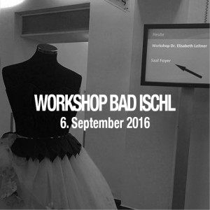 workshop bad ischl