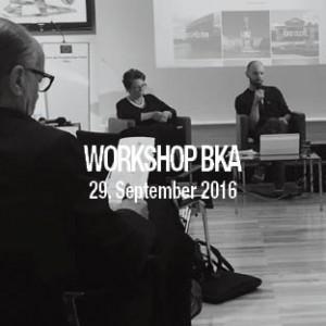 workshop bka