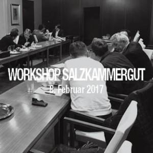 workshop salzkammergut